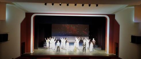 07.03. 8 марта Театр.